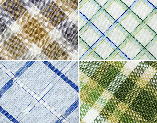 Cloth pattern Stock photo © szefei