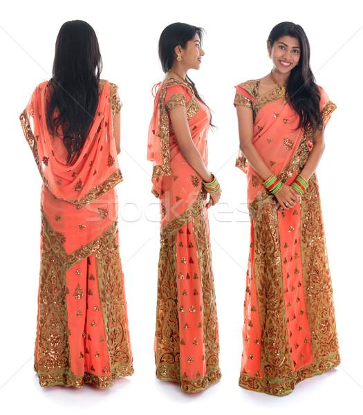 Indian woman Stock photo © szefei