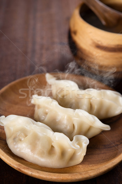 Stock photo: Delicious Chinese Cuisine Dumplings