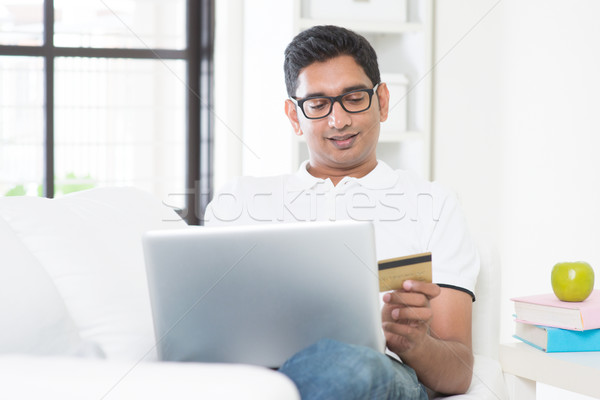 Online transaction Stock photo © szefei