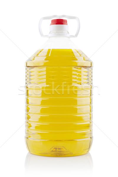 食用油 ピーナッツ 白 ヒマワリ ボトル トウモロコシ ストックフォト © szefei