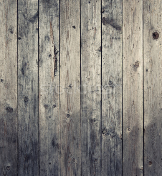 Real seasoned wooden background. Stock photo © szefei