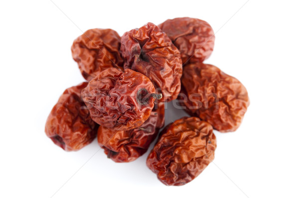 Dried jujube fruits/Chinese dates Stock photo © szefei