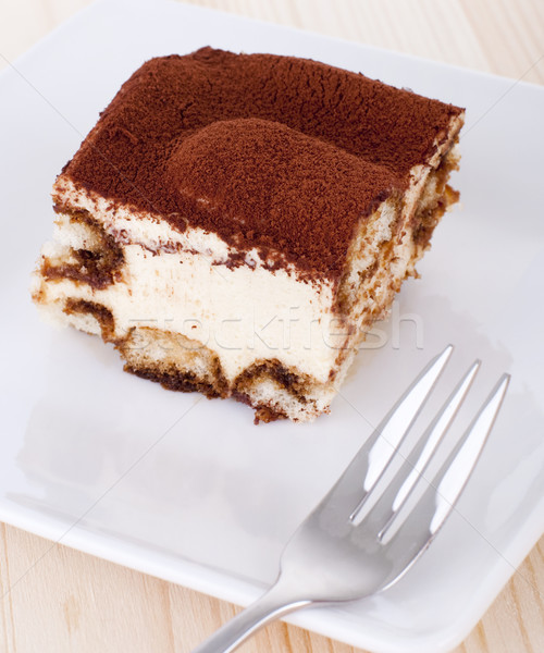 Tiramisu Stock photo © szefei