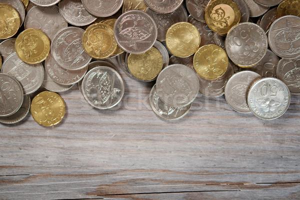 Coins Stock photo © szefei