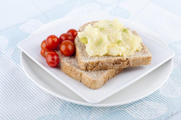 Vegetarian food Stock photo © szefei