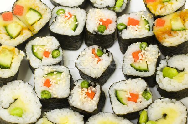 Sushi. Stock photo © szefei