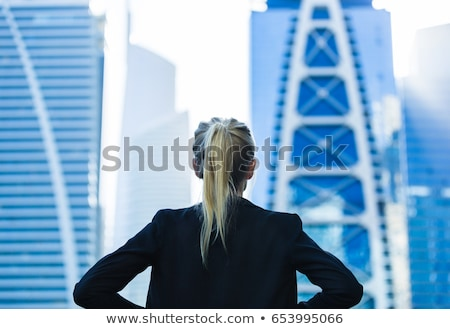 Stock photo: Change and challenge in the business world