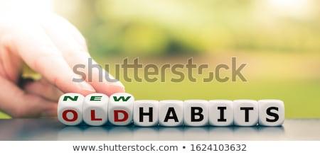 groene · boodschappentas · recycleren · symbool · witte - stockfoto © jsnover