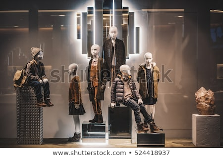 childrens mannequin in shop stock photo © paha_l