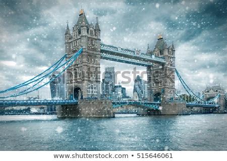 Stock photo: Winter in London