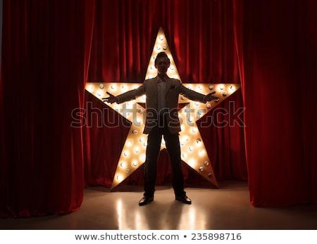 live theater star stock photo © sahua