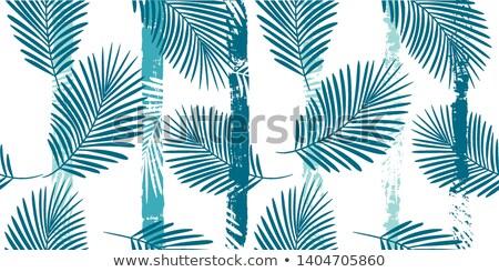 Resumen sucio árbol ilustración primavera hierba Foto stock © vectomart