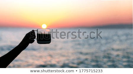 Morning Coffee Concept Stock photo © solarseven