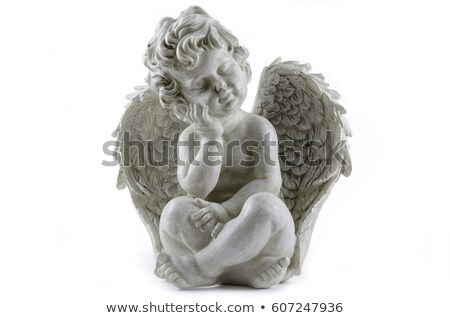Figure of an angel-cupid Stock photo © Supertrooper