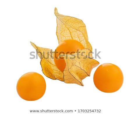 meyve · turuncu · kesmek · sağlıklı · sezon · gurme - stok fotoğraf © givaga