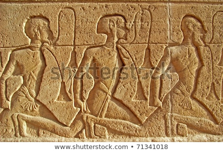Man walking like an Egyptian Stock photo © photography33