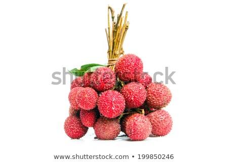 owoców · biały · powrót · cień · żywności · charakter - zdjęcia stock © prill