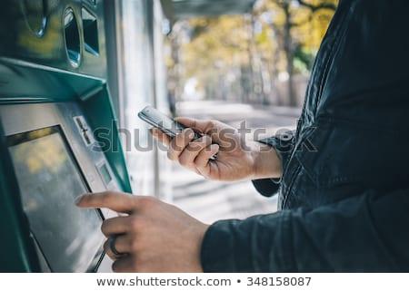 ATM Stock photo © HectorSnchz