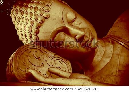 Sleeping Buddha Stock photo © sumners