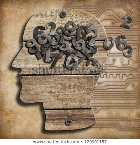 metaphor of information age stock photo © imaster