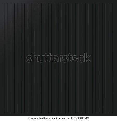 Black stripes embossed background Stock photo © Natashasha