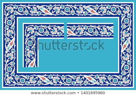donkere · Blauw · abstract · hoek · vintage · grunge · textuur - stockfoto © marinini