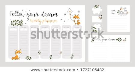 Your Dream Date Stock photo © AlienCat