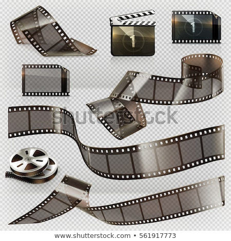 Photo film stock photo © Silvek