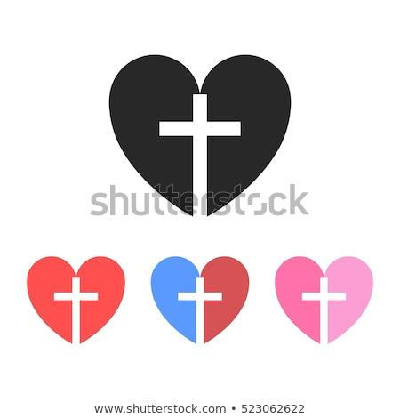十字架 · クロス · にログイン · シルエット · パターン · ベクトル - ストックフォト © zzve