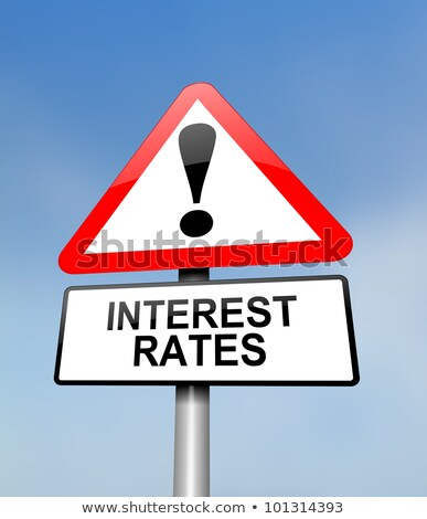 Interest Rate Charges Stock photo © cteconsulting