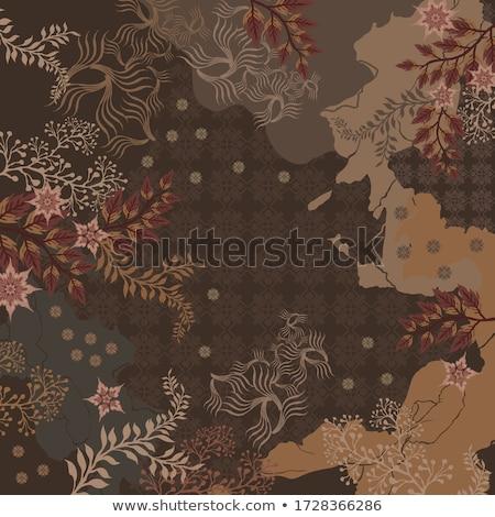 patroon · vector · ontwerp · digitale - stockfoto © WaD