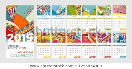 patroon · 12 · ontwerp · digitale - stockfoto © WaD