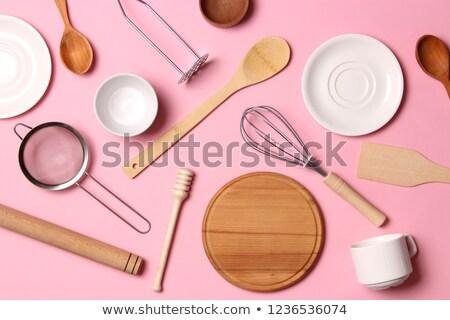 кухне мнение пластиковых Сток-фото © fantasticrabbit