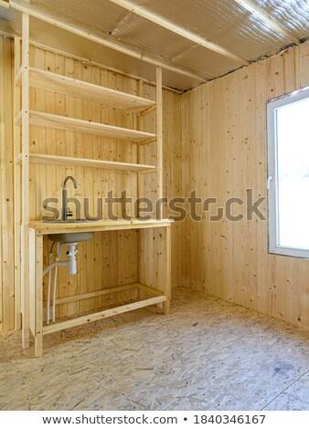 interior · interesante · fondo · acabado · edad · alfombra - foto stock © taviphoto