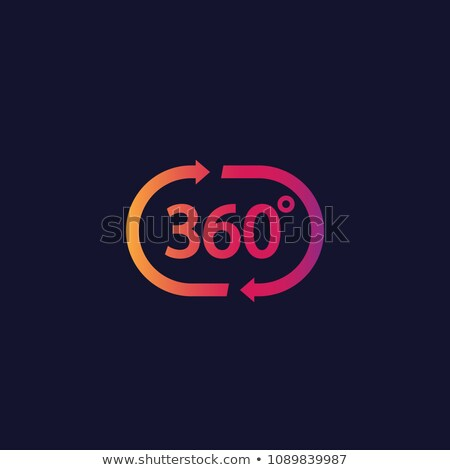 Content 360 Degrees Concept Stock photo © ivelin