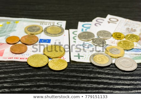 Europe and its euro members Stock photo © Ustofre9