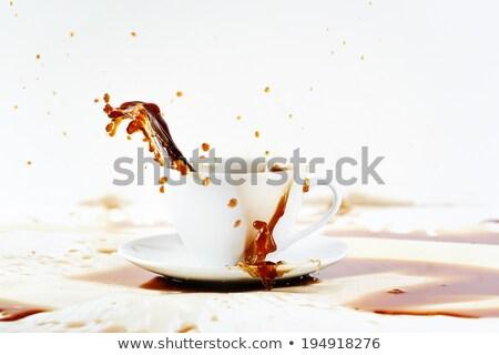 kahve · mutfak · içmek · kafe - stok fotoğraf © dariazu