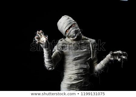 Stock photo: Mummified young Man