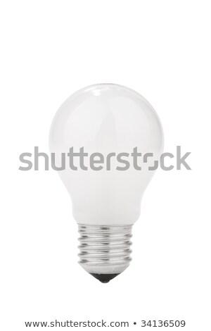 Frosted lightbulbs Stock photo © ShawnHempel