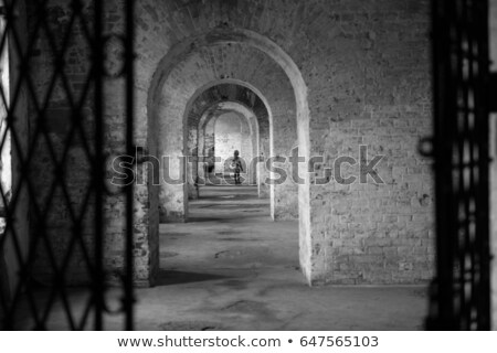 way to Brest Fortress stock photo © PetrMalyshev