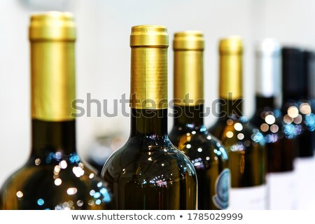 いくつかの ボトル 行 ナイトクラブ ストックフォト © wavebreak_media
