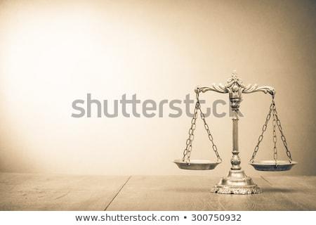 Legal and bribe Stock photo © fuzzbones0