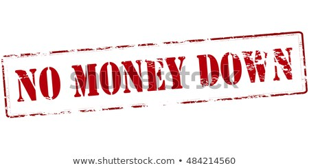 Sem dinheiro aqui homem mostrar vazio bolso Foto stock © tiero