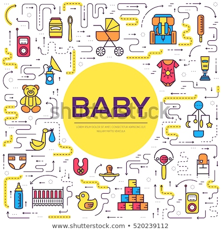 femmes · maternité · hôpital · groupuscule · bébé - photo stock © redkoala