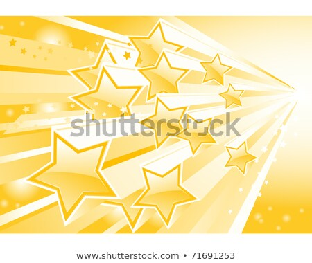 Background with shining star torrent Stock photo © Winner