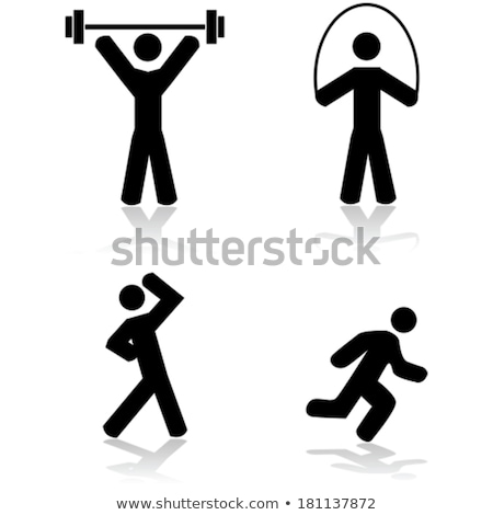 People do different types of sports Stock photo © bluering