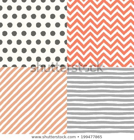 Vettore senza soluzione di continuità diagonale pattern bianco nero Foto d'archivio © CreatorsClub