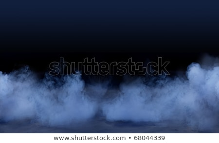 studio background with smoky effect stock photo © konradbak