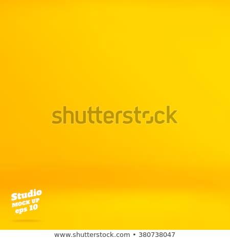 Stanza vuota gradiente spazio testo 3D Foto d'archivio © cherezoff